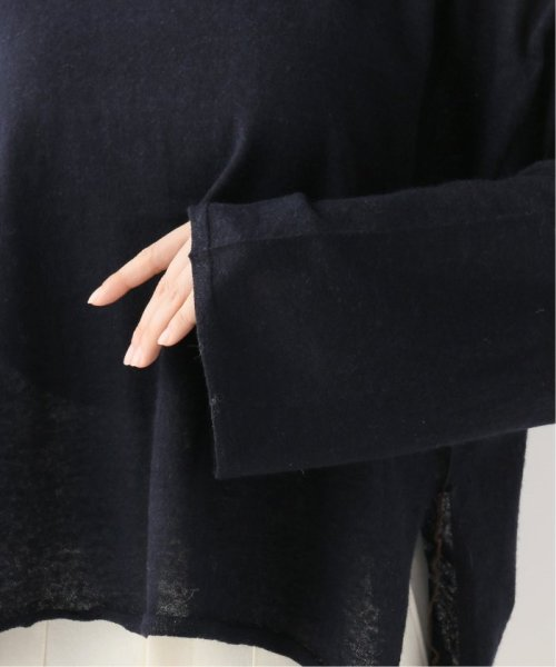 NOBLE(スピック&スパン ノーブル)/【JANE SMITH】 ハイゲージビッグトップス/19080250001030_img10