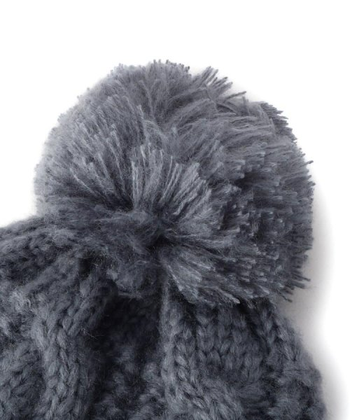 SHOO・LA・RUE(シューラルー)/ボンボンモヘアニット帽/201902C7027403_img02