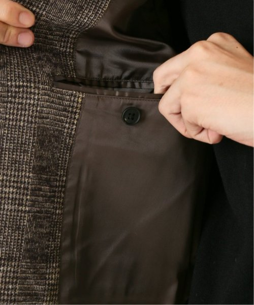 EDIFICE(エディフィス)/《予約》コットンウール ジャージー 2ボタン ジャケット/19010300500030_img39