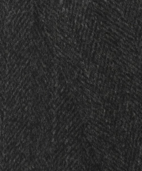 gotairiku(五大陸)/アンゴラストレッチビーバーヘリンボーン ステンカラーコート/COGOKW0401_img13