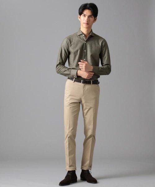 gotairiku(五大陸)/ALBINI ウォームジャージーシャツ/HSGOKA0301_img02