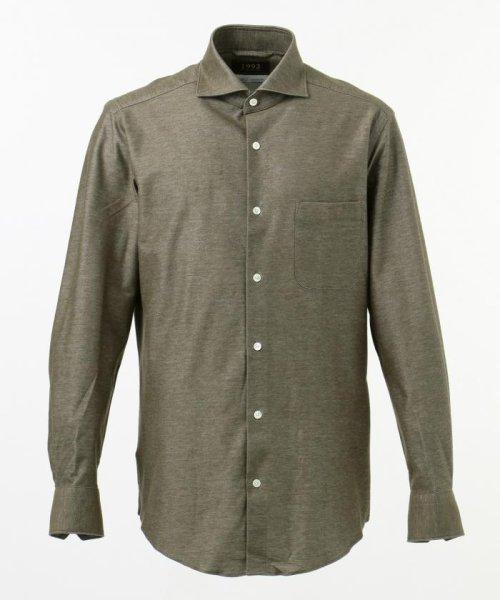gotairiku(五大陸)/ALBINI ウォームジャージーシャツ/HSGOKA0301_img04