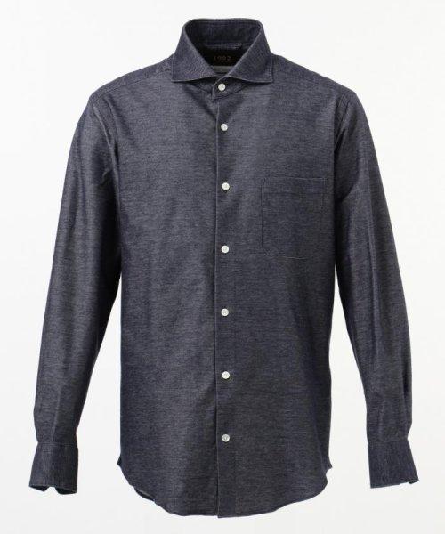 gotairiku(五大陸)/ALBINI ウォームジャージーシャツ/HSGOKA0301_img07