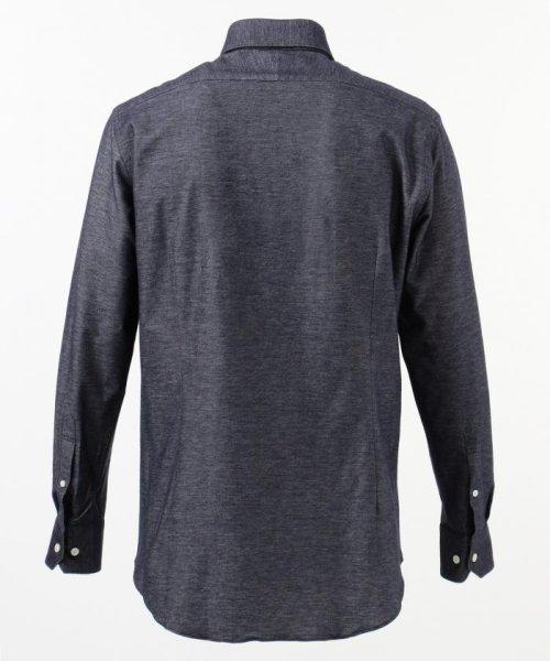 gotairiku(五大陸)/ALBINI ウォームジャージーシャツ/HSGOKA0301_img08