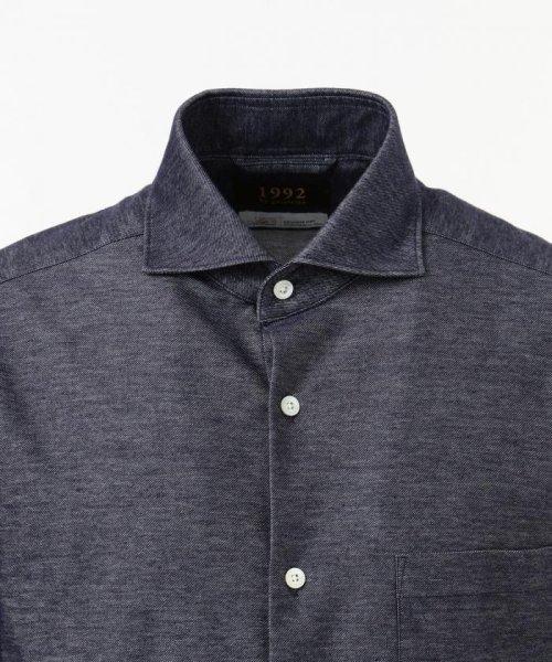gotairiku(五大陸)/ALBINI ウォームジャージーシャツ/HSGOKA0301_img09