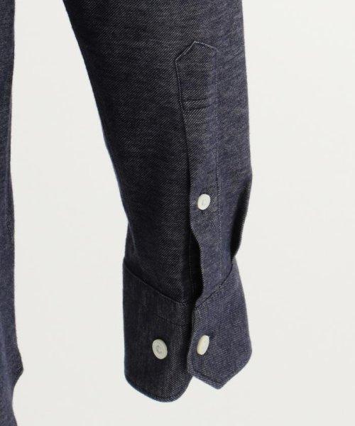 gotairiku(五大陸)/ALBINI ウォームジャージーシャツ/HSGOKA0301_img10