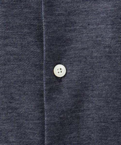 gotairiku(五大陸)/ALBINI ウォームジャージーシャツ/HSGOKA0301_img12