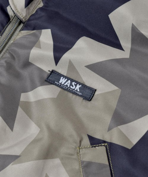 WASK(ワスク)/BABY星迷彩柄タフタマント/1344170001_img03