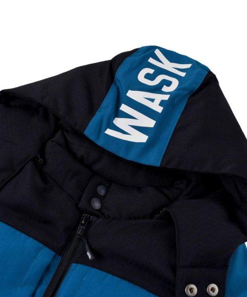WASK(ワスク)/へリンボン配色ダウンジャケット(110cm~130cm)/1344180015_img04