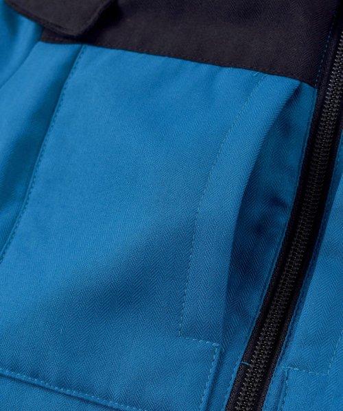 WASK(ワスク)/へリンボン配色ダウンジャケット(110cm~130cm)/1344180015_img07
