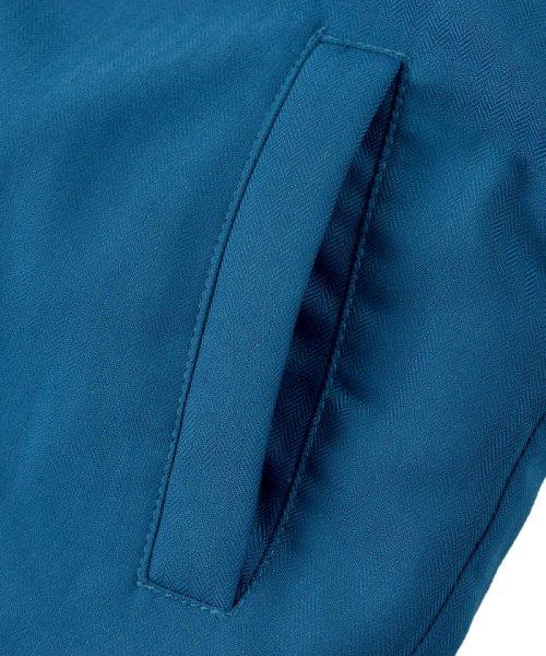 WASK(ワスク)/へリンボン配色ダウンジャケット(110cm~130cm)/1344180015_img08