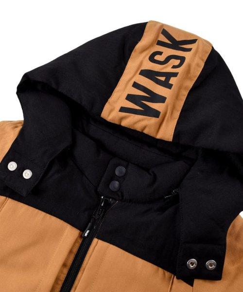 WASK(ワスク)/へリンボン配色ダウンジャケット(110cm~130cm)/1344180015_img13