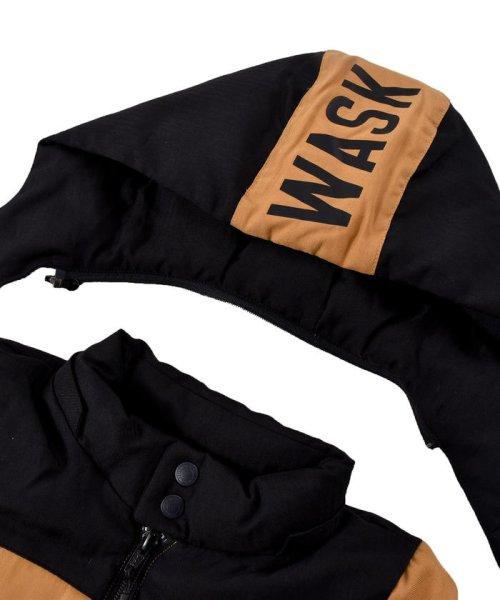 WASK(ワスク)/へリンボン配色ダウンジャケット(110cm~130cm)/1344180015_img14