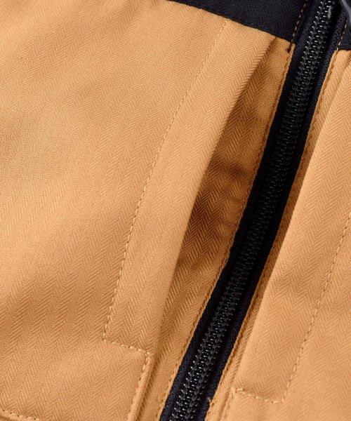WASK(ワスク)/へリンボン配色ダウンジャケット(110cm~130cm)/1344180015_img16