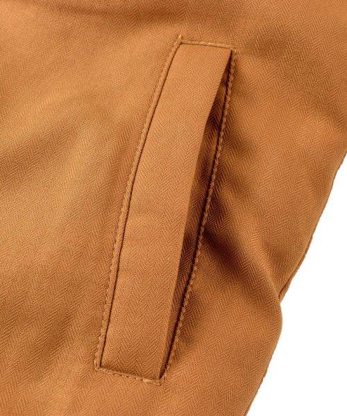 WASK(ワスク)/へリンボン配色ダウンジャケット(110cm~130cm)/1344180015_img17