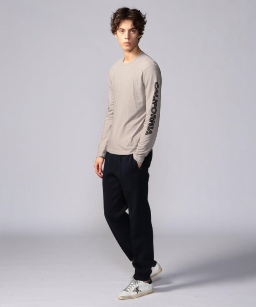 JAMES PERSE(JAMES PERSE)/グラフィックプリント 長袖Tシャツ MLJ3351NU/18039403303_img01
