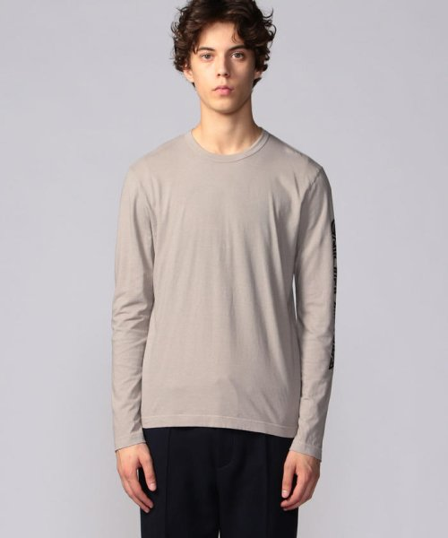 JAMES PERSE(JAMES PERSE)/グラフィックプリント 長袖Tシャツ MLJ3351NU/18039403303_img02
