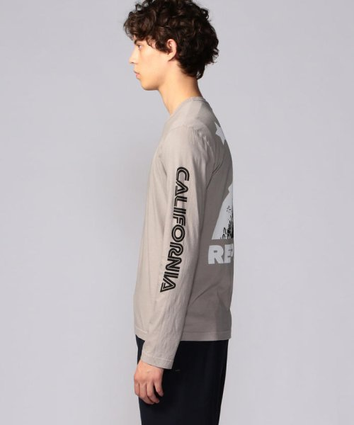 JAMES PERSE(JAMES PERSE)/グラフィックプリント 長袖Tシャツ MLJ3351NU/18039403303_img03