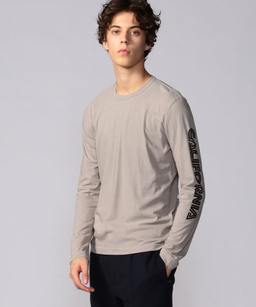 JAMES PERSE(JAMES PERSE)/グラフィックプリント 長袖Tシャツ MLJ3351NU/18039403303_img11