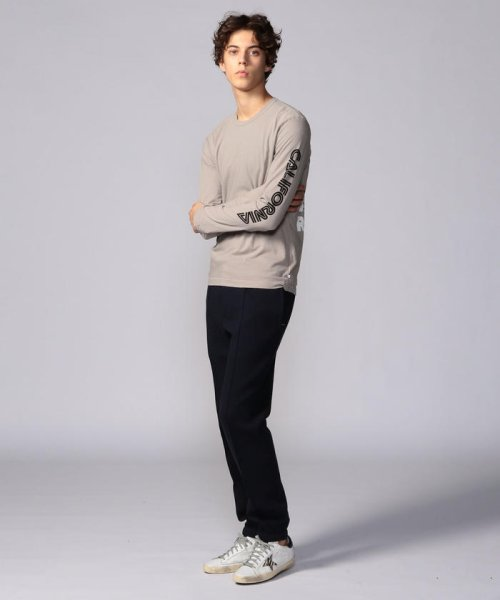 JAMES PERSE(JAMES PERSE)/グラフィックプリント 長袖Tシャツ MLJ3351NU/18039403303_img12