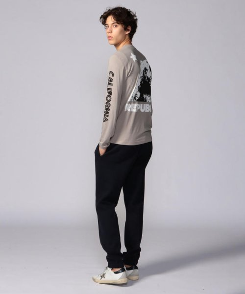 JAMES PERSE(JAMES PERSE)/グラフィックプリント 長袖Tシャツ MLJ3351NU/18039403303_img13