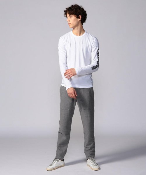 JAMES PERSE(JAMES PERSE)/グラフィックプリント 長袖Tシャツ MLJ3351NU/18039403303_img18