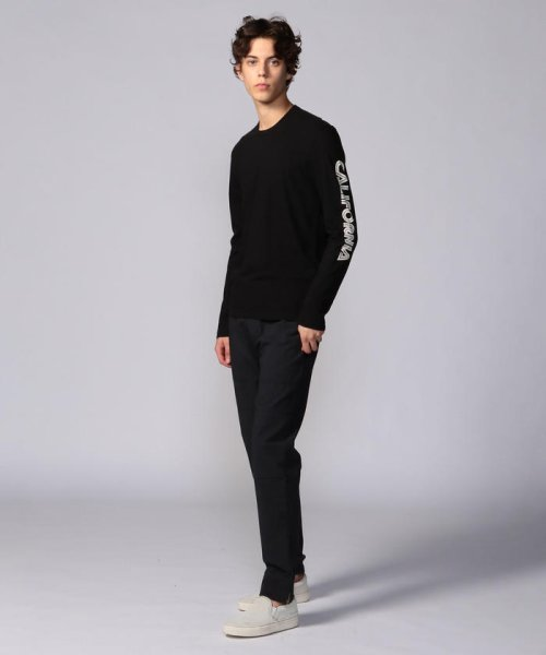 JAMES PERSE(JAMES PERSE)/グラフィックプリント 長袖Tシャツ MLJ3351NU/18039403303_img22