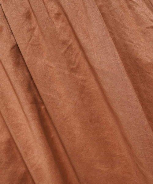 MICHEL KLEIN(ミッシェル・クラン)/【洗える】スエードギャザースカート/FMHAJ20230_img03