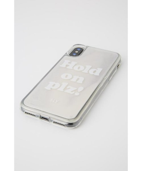 SLY(スライ)/GEL SMARTPHONE CASE 5.3IN/030CAA56-6670_img01