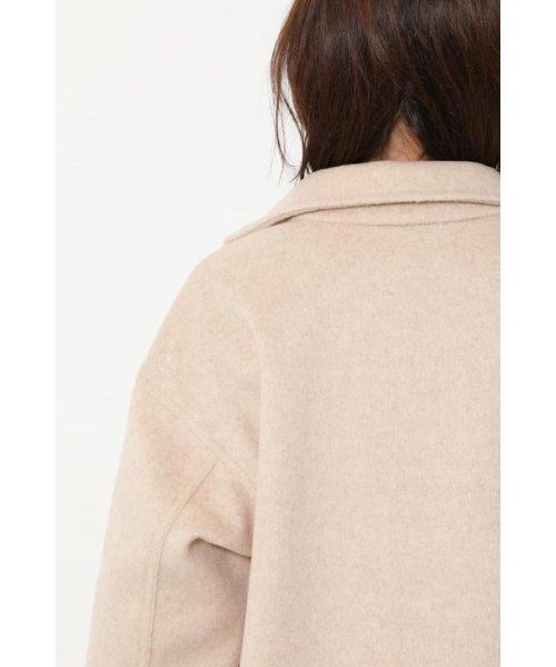 rienda(リエンダ)/Warm Loose JK/110CAA30-2300_img15