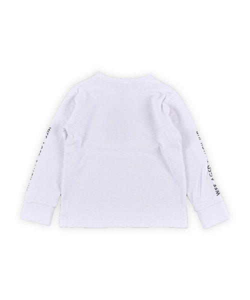 WASK(ワスク)/ロゴ星プリント接結Tシャツ(110cm~130cm)/1355170355_img01