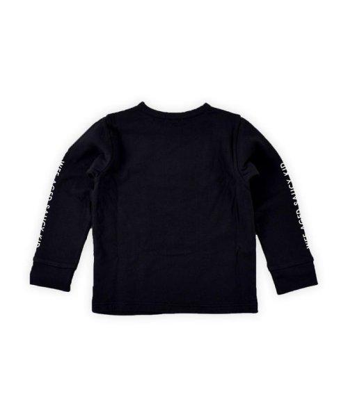 WASK(ワスク)/ロゴ星プリント接結Tシャツ(110cm~130cm)/1355170355_img04