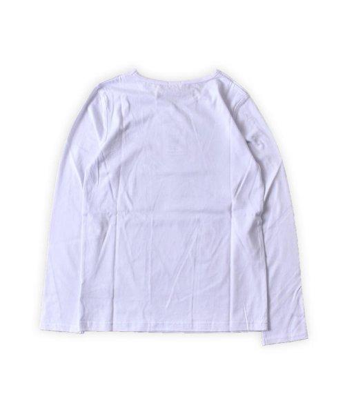 WASK(ワスク)/ママロゴ天竺Tシャツ/1355170915_img02