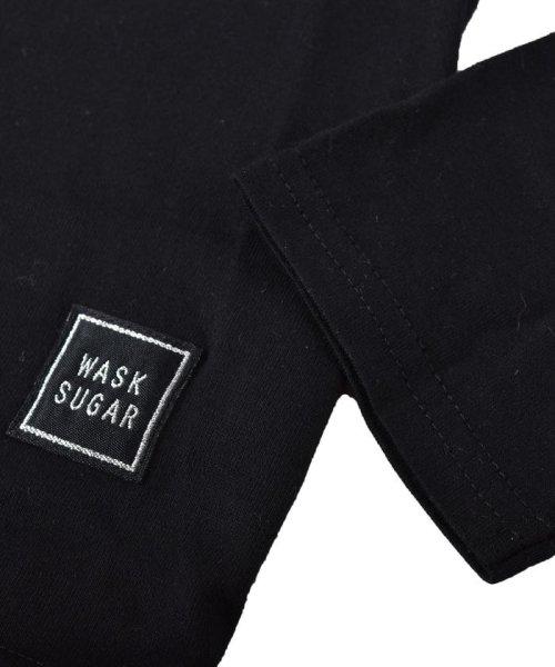 WASK(ワスク)/ママロゴ天竺Tシャツ/1355170915_img09