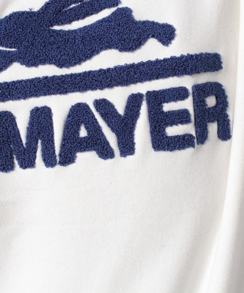 KRIFF MAYER(クリフ メイヤー)/裏起毛スウェット(ロゴ)/1933100_img05
