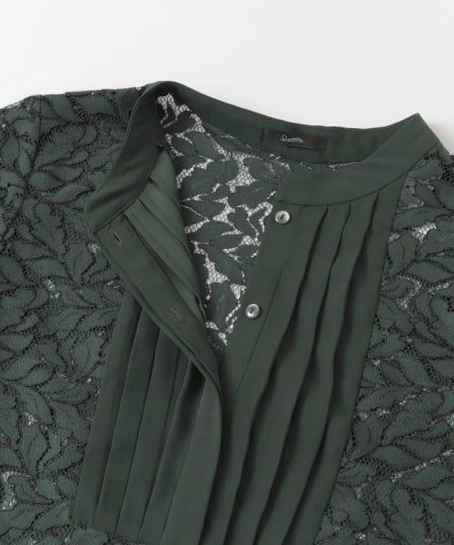 URBAN RESEARCH ROSSO(URBAN RESEARCH ROSSO)/レースドレスシャツ/RA97-23D008_img16