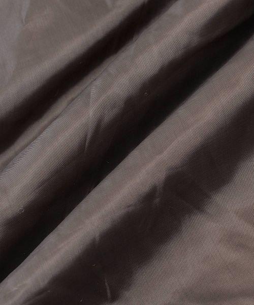 revenil(ルヴニール)/CONERSE コンバース ロゴ刺繍 シープボア ノーカラージャケット/125074_img25