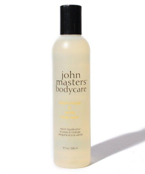 John Masters Organics(ジョンマスターオーガニック)/【国内正規品】Blood Orange & Vanilla Body Wash 8 fl oz  236 ml BODYCARE/BWWF_img01