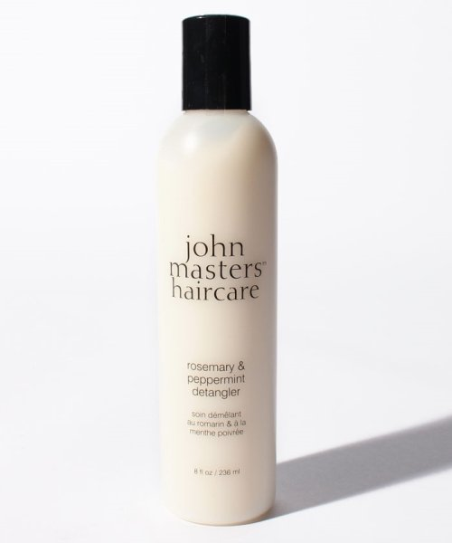 John Masters Organics(ジョンマスターオーガニック)/【国内正規品】Rosemary & Peppermint Detangler 8 fl oz  236 ml HAIRCARE/RMDWF_img01