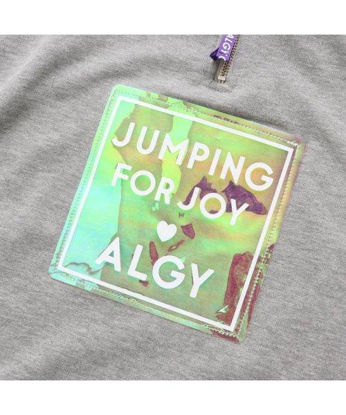 ALGY(アルジー)/フロントジップオーロラトレーナーワンピ/G417989_img10