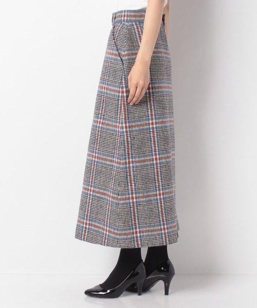 COEL(コエル)/チェックAラインスカート/189406013_img04