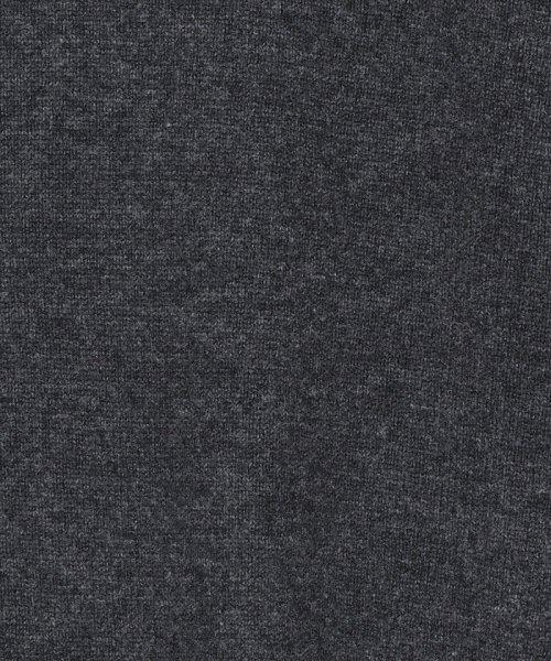 coen(コーエン)/【ムック本掲載・WEB限定カラー:ブラック・手洗いできる】ラムウールクルーネックチュニック/76306059057_img30