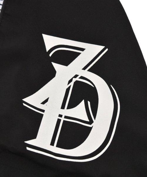 ZIDDY(ジディー)/切替デザインタフタジャケット/122517064_img03