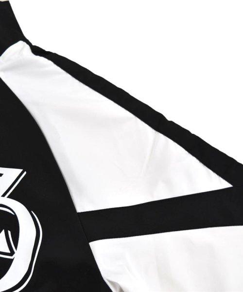 ZIDDY(ジディー)/切替デザインタフタジャケット/122517064_img07