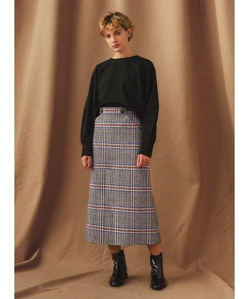 COEL(コエル)/チェックAラインスカート/189406013_img02