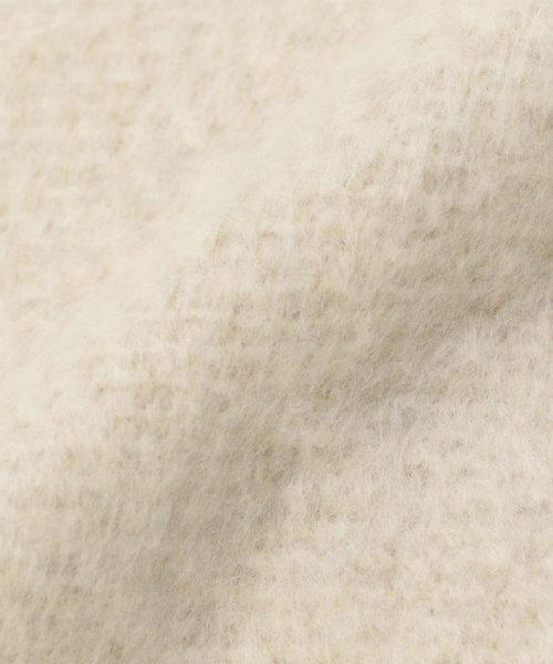 FREDY REPIT(フレディレピ)/太フリンジメランジマフラー/9-0112-6-34-101_img02