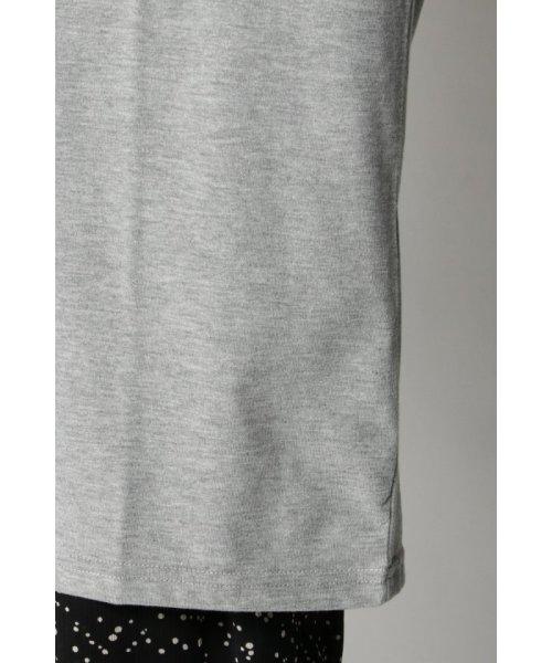 ikka kids(イッカ キッズ)/【マザー】親子リンクDISNEYビックTシャツ/13390143_img06