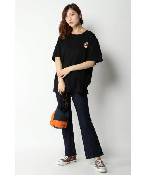ikka kids(イッカ キッズ)/【マザー】親子リンクDISNEYビックTシャツ/13390143_img09