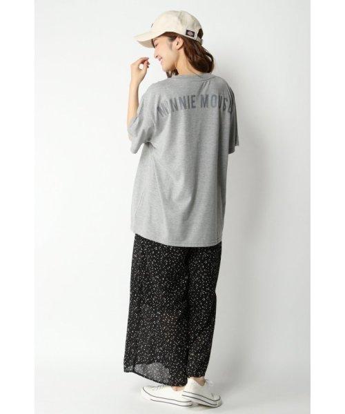 ikka kids(イッカ キッズ)/【マザー】親子リンクDISNEYビックTシャツ/13390143_img10