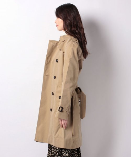 BURBERRY(バーバリー)/Woman's Kensington Long Trench Coat/3900458_img01